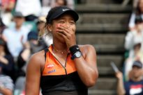 Osaka laughs off 'too sunburned' comment with plug for sponsor's sunscreen