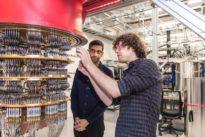 Google unveils quantum computer breakthrough- critics say wait a qubit