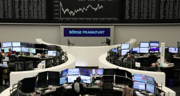 Hong Kong gloom spreads to Europe, miners lead decline