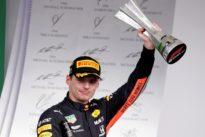 Verstappen wins Brazil GP thriller as Ferraris collide