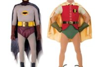 KAPOW! Original Batman and Robin costumes to go under the hammer