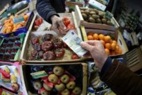 Euro zone inflation rises quicker than expected in November