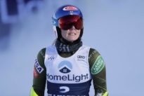 Alpine skiing: Shiffrin wins slalom to tie for second on all-time World Cup list