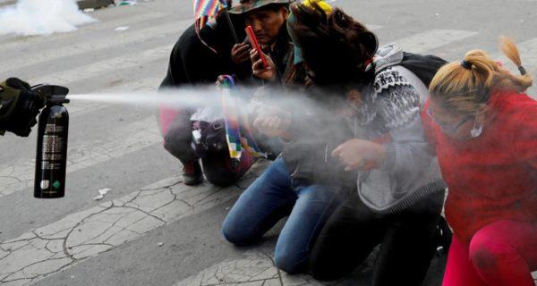 Burst of social unrest tests emerging market risk models