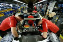German manufacturing contraction eases in November