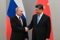 Putin and Xi oversee launch of landmark Russian gas pipeline to China