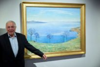 All art is political: Switzerland's Blocher puts masterpieces on display