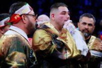 Beaten Ruiz wants Joshua rematch but others ahead in line