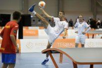 Teqball: Hosts Hungary dominate world championships