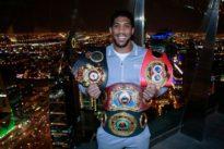 Joshua says had health issue before first Ruiz fight