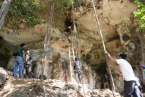 Indonesian cave art is earliest known record of 'story telling', researchers say