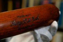 Babe Ruth 500th home run bat sells for more than $1 million
