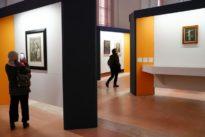 Vatican's 'vampire' prints of rarely seen 20th century art on show
