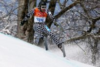 Alpine skiing: Course worker frustrates run of Olympian