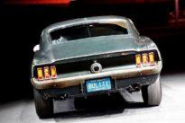 Ford Mustang driven by Steve McQueen in 'Bullitt' sells for $3.4 million