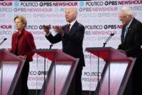 Warren, Sanders campaigns spar in rare show of discord between progressive Democratic contenders