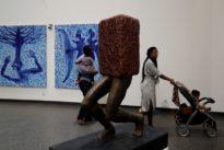 Pan-African exhibition seeks to herald continent's art scene