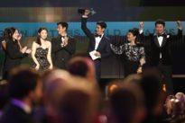 'Parasite' wins top prize at Screen Actors Guild Awards