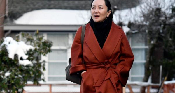 China calls on Canada to release Huawei executive Meng
