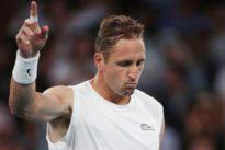 'Blessed' Sandgren hopes to keep dream alive with Federer up next