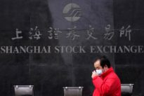 Virus worries wipe $420 billion off China's stock market
