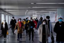 China slowly gets back to work as nearly 100 more die from coronavirus