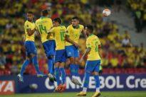 Brazil qualify for 2020 Olympic men's tournament