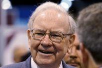 Rising stocks fuel record profit for Buffett's Berkshire- operating profit disappoints