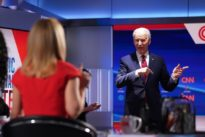 Democratic White House contender Biden says he would pick a woman as vice president