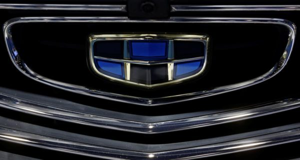 China's Geely warns of virus headwind after 35% 2019 profit drop