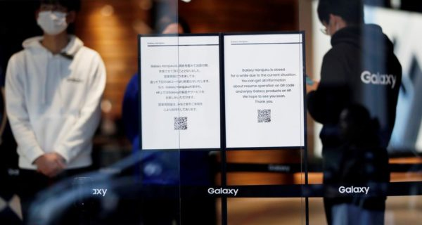 Solid chip sales unlikely to cushion Samsung's virus-hit first quarter profit