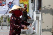 'Rice ATM' feeds Vietnam's poor amid virus lockdown