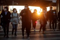 Northwest China sees return of coronavirus cases