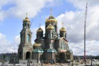 Russia drops plans for Putin mosaic in military church