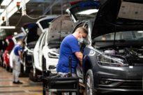 German car sector morale plunges ahead of crunch Merkel meeting