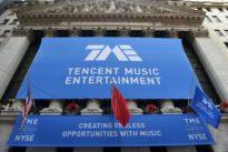 Tencent Music misses quarterly revenue estimates, signals better second quarter