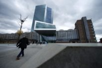 ECB sees big 2020 recession, partial rebound next year