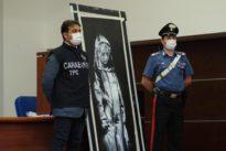 Banksy mural stolen from Bataclan theater found in Italian farmhouse