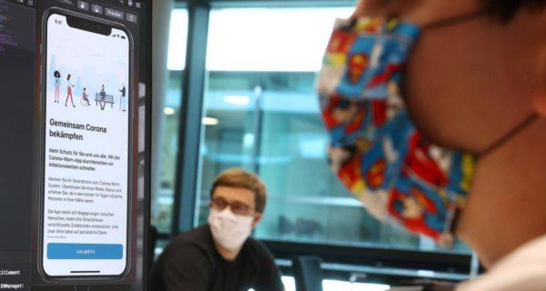 Explainer: Europe steps up tech battle vs. coronavirus with German app