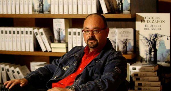 Carlos Ruiz Zafon, author of 'The Shadow of the Wind', dies aged 55
