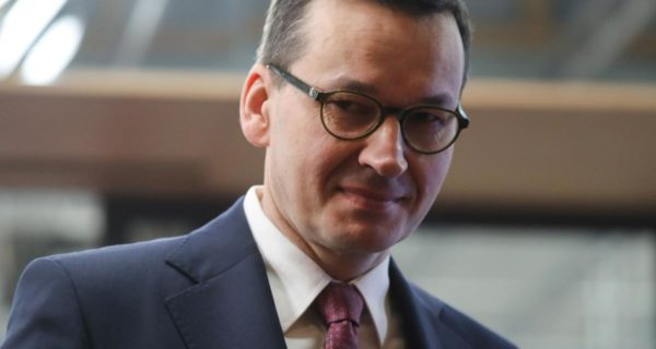 Poland's prime minister sees fast economic recovery