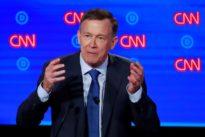 Democrat Hickenlooper favored to win Colorado Senate primary despite stumbles