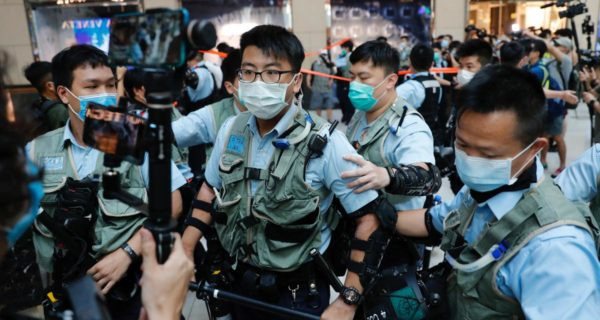 China passes national security law in turning point for Hong Kong