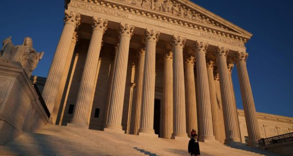 U.S. Supreme Court blocks Alabama order easing voting restrictions