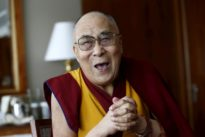 Dalai Lama marks 85th birthday with album of mantras