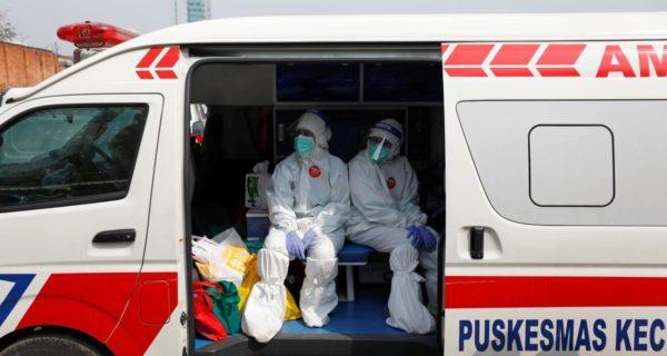 Indonesia reports 70 new coronavirus deaths, 1,209 new cases