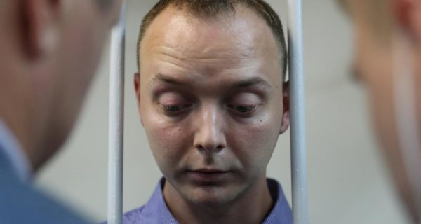 Russia charges ex-journalist Ivan Safronov with treason despite outcry