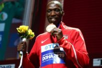 Kenya's Cheruiyot ready to hunt for glory on the track again