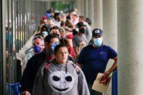 Europe cushions workforce as U.S. lifeline runs threadbare