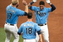 Rays seek first road win against Red Sox